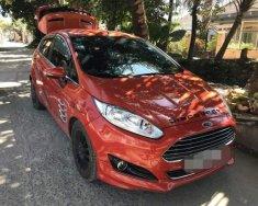 Cần bán gấp Ford Fiesta Ecoboost 1.0 năm 2014, màu đỏ, giá chỉ 400 triệu giá 400 triệu tại Tp.HCM