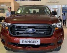 Bán xe Ford Ranger XL sản xuất 2018, màu đỏ, nhập khẩu, giá chỉ 605 triệu giá 605 triệu tại Tp.HCM