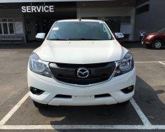 Mazda Gia Lai bán xe BT-50 2.2 MT, màu trắng, xe có sẵn giao ngay giá 620 triệu tại Gia Lai