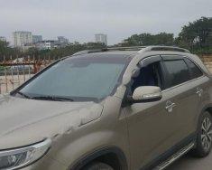 Cần bán lại xe Kia Sorento đời 2015, màu vàng, số tự động  giá 800 triệu tại Hà Nội