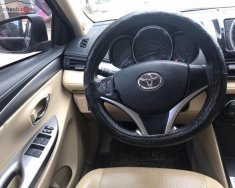 Bán Toyota Vios 1.5G sản xuất năm 2017, màu đen, số tự động giá 536 triệu tại Hà Nội