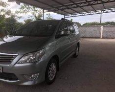 Bán xe Toyota Innova V sản xuất 2012, màu xám, giá chỉ 498 triệu giá 498 triệu tại Tp.HCM