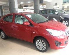 Bán xe Mitsubishi Attrage, nhập Thái, trả góp 80% LS thấp giá 375 triệu tại Hà Nội