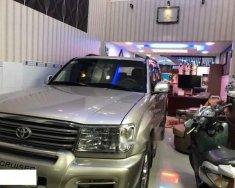 Bán Toyota Land Cruiser sản xuất năm 2004, màu bạc, 499tr giá 499 triệu tại Tp.HCM
