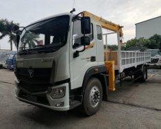 Xe cẩu 5 tấn thaco - model Auman C160 giá 1 tỷ 420 tr tại Hà Nội