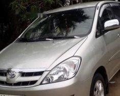 Bán Toyota Innova sản xuất 2008, màu bạc giá 350 triệu tại Trà Vinh