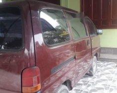 Bán Daihatsu Hijet đời 2001, màu đỏ giá 60 triệu tại Thanh Hóa