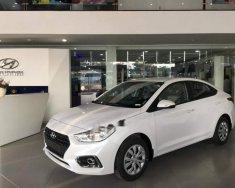 Cần bán lại xe Hyundai Accent năm 2019, màu trắng, 440 triệu giá 440 triệu tại Tp.HCM
