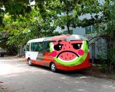 Cần bán Hyundai County đời 2012, màu trắng - đỏ giá 590 triệu tại Quảng Nam