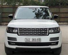 Cần bán LandRover Range Rover LWB đời 2015, màu trắng, xe nhập  giá 7 tỷ 200 tr tại Hà Nội
