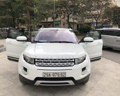 Cần bán xe LandRover Range Rover Evoque 2012, màu trắng, nhập khẩu nguyên chiếc giá 1 tỷ 399 tr tại Hà Nội