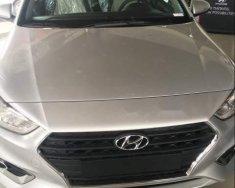Bán Hyundai Accent Base năm sản xuất 2018, màu bạc, giá tốt giá 435 triệu tại Tp.HCM