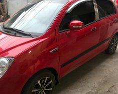 Cần bán Chevrolet Spark Van sản xuất năm 2011, màu đỏ, giá 122tr giá 122 triệu tại Hà Nội