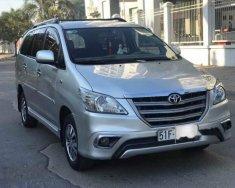 Bán Toyota Innova đời 2014, màu bạc như mới giá 536 triệu tại Tp.HCM