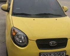 Xe Kia Morning 1.0 AT đời 2008, màu vàng, 230 triệu giá 230 triệu tại Hà Nội