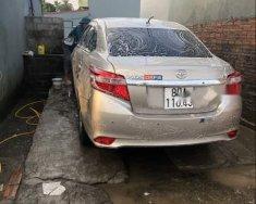 Cần bán xe Toyota Vios G sản xuất năm 2017, màu bạc, giá 520tr giá 520 triệu tại Hà Nội