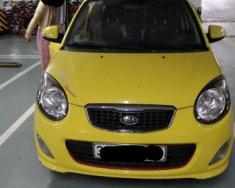 Bán Kia Morning 1.1 AT năm sản xuất 2010, màu vàng giá 240 triệu tại Hà Nội