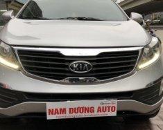 Bán Kia Sportage 2.0 AT sản xuất 2011, màu bạc giá 579 triệu tại Hà Nội