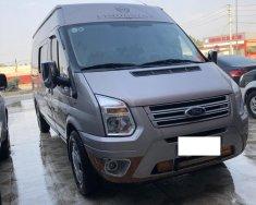 Bán Ford Transit 2.5 đời 2017, màu vàng giá 660 triệu tại Vĩnh Phúc