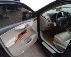 Cần bán xe Toyota Corolla altis đời 2008, màu đen, giá chỉ 390 triệu giá 390 triệu tại Thái Nguyên