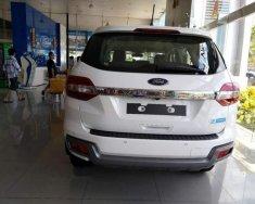 Cần bán Ford Everest đời 2019, màu trắng, nhập khẩu nguyên chiếc giá 1 tỷ 112 tr tại Tp.HCM