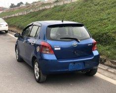Bán Toyota Yaris sản xuất 2008, màu xanh lam, xe nhập giá 345 triệu tại Hà Nội
