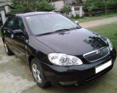 Bán Toyota Corolla altis năm sản xuất 2004, màu đen, biển 30A-678xx giá 225 triệu tại Hà Nội