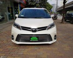 Cần bán Toyota Sienna 3.5 phiên bản Limited nhập Mỹ đời 2019, màu trắng, xe nhập giá 4 tỷ 100 tr tại Hà Nội