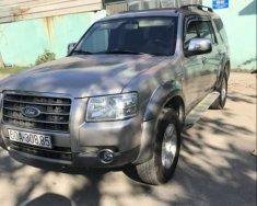 Bán Ford Everest đời 2008, màu bạc xe gia đình, giá tốt giá 350 triệu tại Đồng Nai