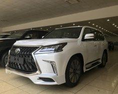 Bán ô tô Lexus LX 570 Super Sport ,nhập nguên chiếc, 2019, màu trắng,bản full ,xe giao ngay.LH :0906223838 giá 9 tỷ 100 tr tại Hà Nội
