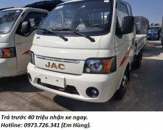 Bán xe tải Jac 990kg thùng dài 3m2, bánh đôi giá Giá thỏa thuận tại Bình Dương