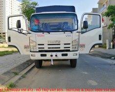 Chuyên bán xe tải Isuzu 8T2 mới 100%, chỉ cần trả trước 100tr giao xe ngay giá 730 triệu tại Đồng Nai