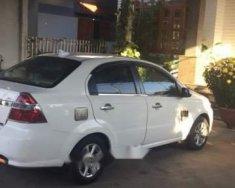 Cần bán gấp Daewoo Gentra sản xuất năm 2007, màu trắng giá 175 triệu tại Khánh Hòa