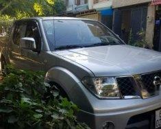 Cần bán lại xe Nissan Navara sản xuất năm 2011, màu bạc xe gia đình giá 355 triệu tại Tp.HCM