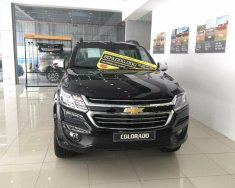 Bán ô tô Chevrolet Colorado 2.5 Highcountry năm 2019, màu đen, nhập khẩu nguyên chiếc, 819tr giá 819 triệu tại Hà Nội