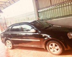 Cần bán lại xe cũ Chevrolet Lacetti sản xuất 2005, màu đen giá 155 triệu tại Quảng Bình