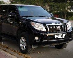 Bán Toyota Prado TXL đời 2012, màu đen, nhập khẩu nguyên chiếc giá 1 tỷ 320 tr tại Tp.HCM