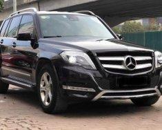 Bán Mercedes GLK 250 4Matic sản xuất 2015, màu đen, nhập khẩu giá 1 tỷ 320 tr tại Hà Nội