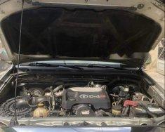 Cần bán Toyota Fortuner đời 2010, màu bạc xe gia đình giá 630 triệu tại Tp.HCM