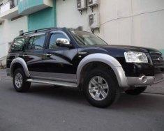 Bán Ford Everest năm sản xuất 2008, màu đen chính chủ, 320 triệu giá 320 triệu tại Trà Vinh