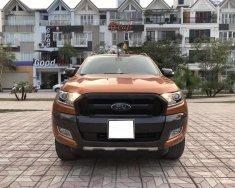 Bán ô tô Ford Ranger 3.2L Wildtrak 4x4 AT đời 2016, nhập khẩu giá 790 triệu tại Hà Nội