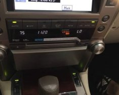 Bán xe Lexus GX 460 Premium 2011, màu bạc, nhập khẩu giá 2 tỷ 350 tr tại Tp.HCM