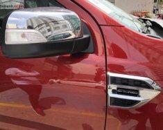 Bán Ford Everest 2.0 Biturbo sản xuất 2018, màu đỏ, nhập khẩu giá 1 tỷ 399 tr tại Tp.HCM