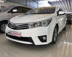 Cần bán Toyota Corolla altis 1.8 CVT sản xuất 2016, màu trắng, 690 triệu giá 690 triệu tại Tp.HCM