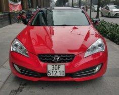 Bán Hyundai Genesis 2.0 AT đời 2010, màu đỏ, nhập khẩu nguyên chiếc xe gia đình giá 505 triệu tại Hà Nội