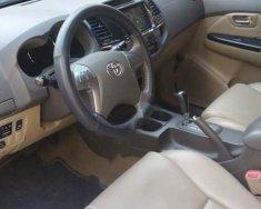Cần bán Toyota Fortuner đời 2012 xe gia đình giá 715 triệu tại Tp.HCM