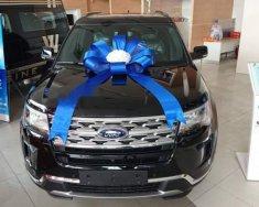 Bán Ford Explorer 2018, màu đen, nhập khẩu  giá 2 tỷ 268 tr tại Kiên Giang