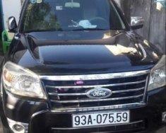 Cần bán Ford Everest năm 2010, màu đen giá cạnh tranh giá 450 triệu tại Bình Phước