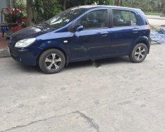 Cần bán Hyundai Click 1.4 AT sản xuất 2006, màu xanh lam, nhập khẩu nguyên chiếc giá 205 triệu tại Hà Nội