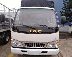 Bán xe tải JAC 2.4 tấn - 2T4 L250 động cơ Isuzu thùng dài 4.4m đi vào thành phố giá 380 triệu tại Tp.HCM